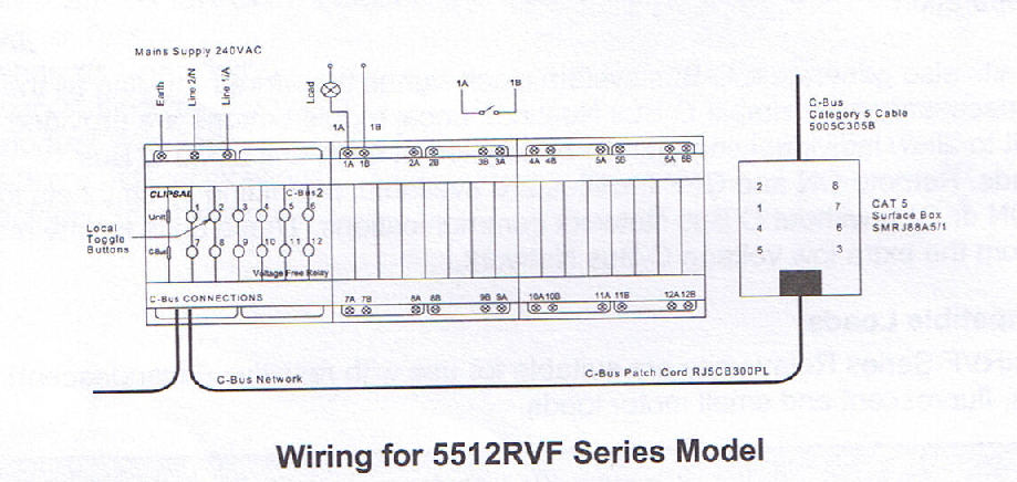 L5512RVF Relay Module Switched Neutral C Bus Forums