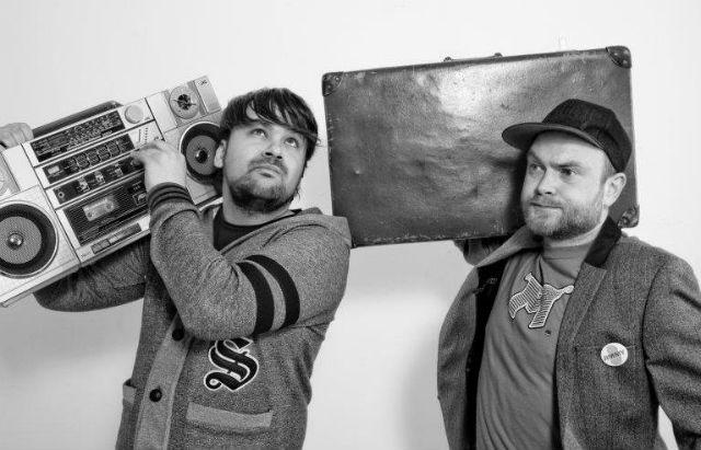 the allergies, the bristol, uk, based duo djs