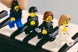 the beatles built on lego