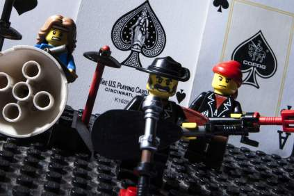 motorhead built from lego