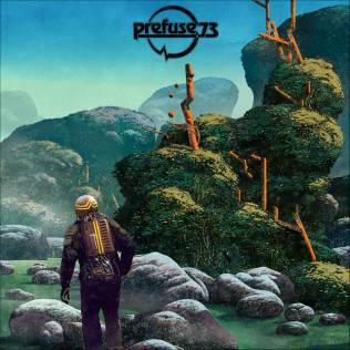prefuse 73, album cover by dan mcpharlin