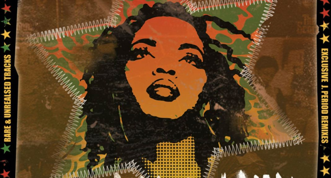 best of lauryn hill, fire and water, jperiod