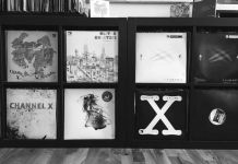 channel x, vinyl records