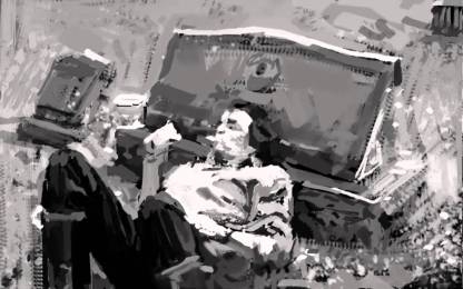 the johnny cash project, image from the video
