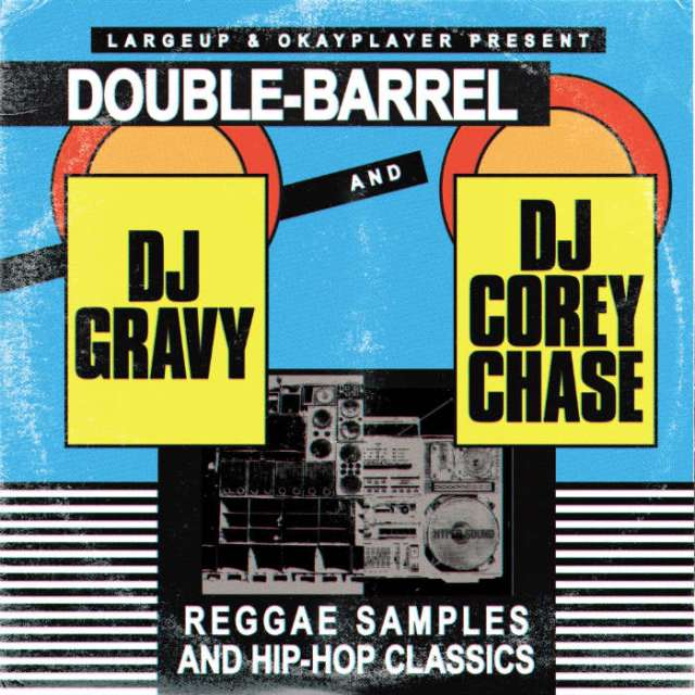 Double Barrel: Reggae Samples and Hip Hop Classics cover