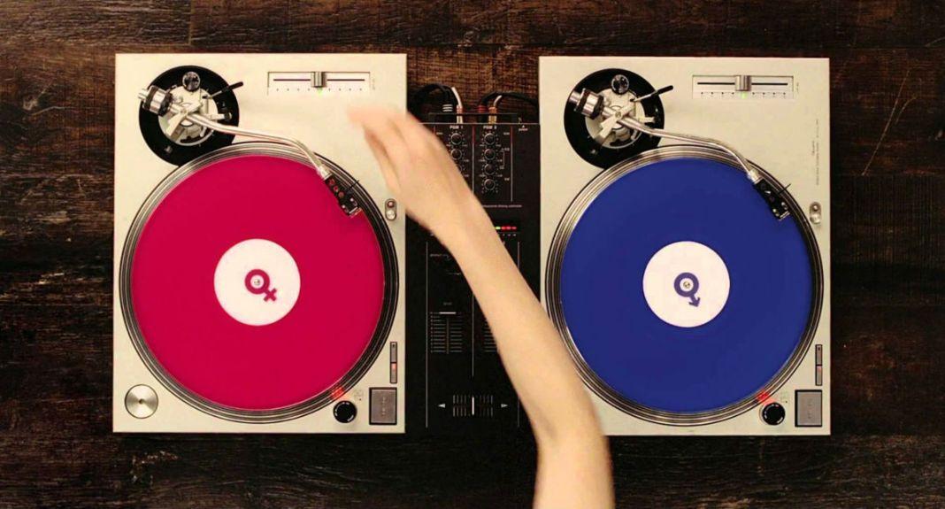 durex, the vinyl records ad