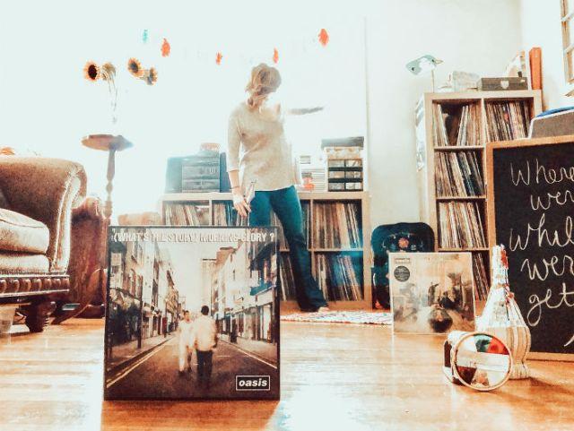 album oasis