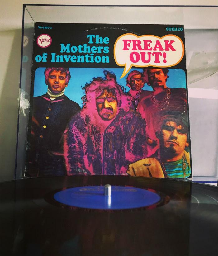 frank zappa album, freak out