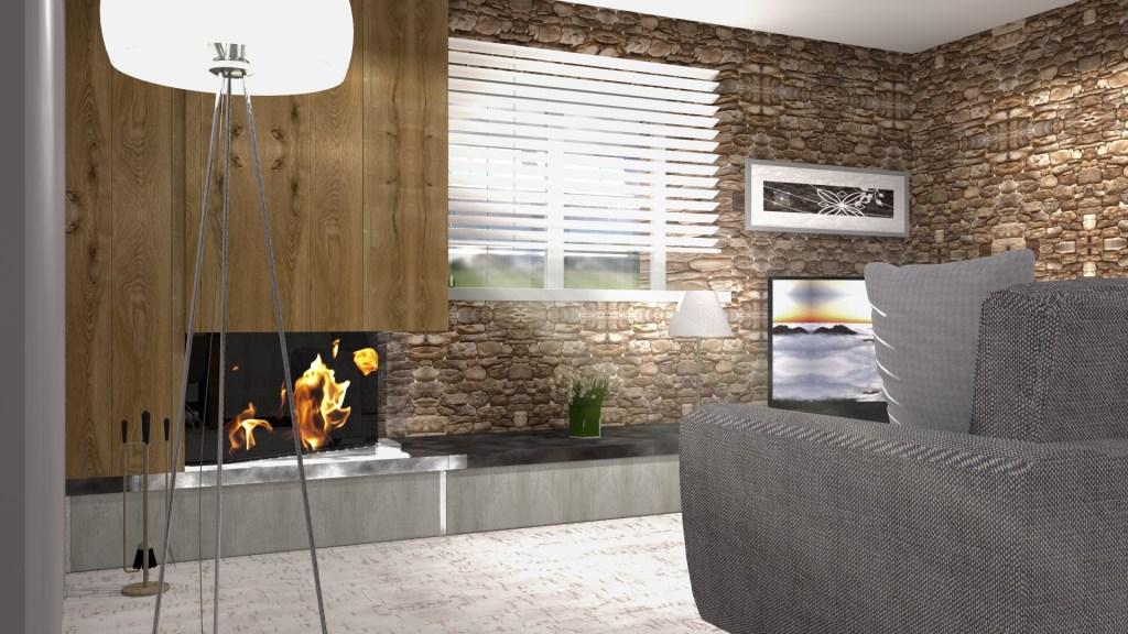 Proposta 3D disseny llar de foc