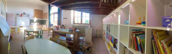 Ecole La Vitarelle Montpeyroux (photo : facebook Ape La Vitarelle)