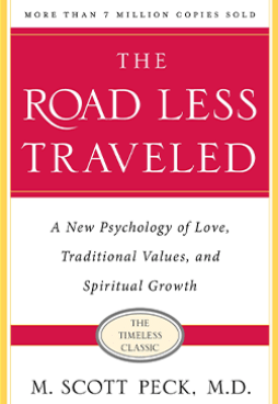 Book Cover_The Road Less Traveled