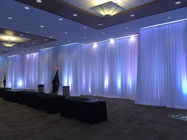 Theatrical Backdrop Rentals - Year of Clean Water