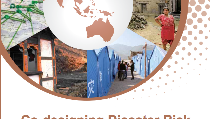 Co-designing Disaster Risk Reduction Solutions: Towards participatory action and communication in science, technology and academia