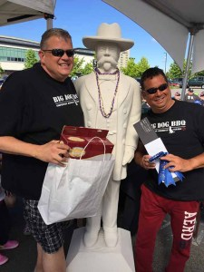 Canadian Festival of Chili & BBQ Chicken Competition 2016 1st Place Winner Big Dog BBQ