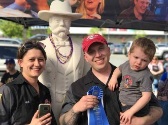 Canadian Festival of Chili & BBQ Pork Ribs Competition 2017 1st Place Winner Pitbull BBQ