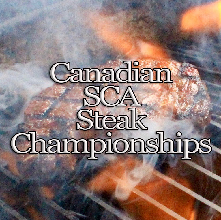 Canadian SCA Steak Championship Entry Fee