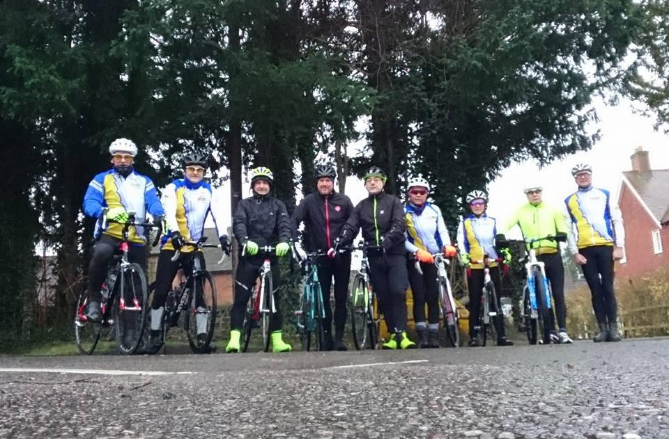 CC Bexley Sunday rides 2018
