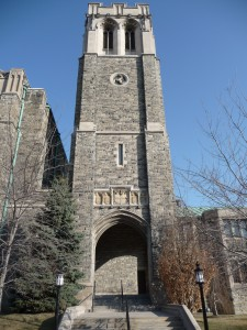 The Bell Tower Entrance