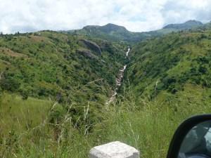 Malawian countryside