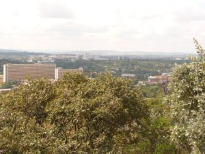Pretoria from the fort