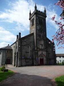 Bonhill church
