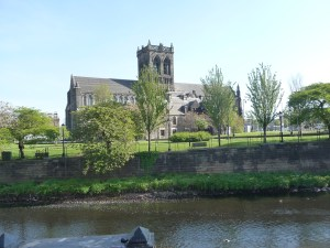 Abbey Church, Paisley Scotland