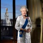 Official Jubilee portrait of The Queen