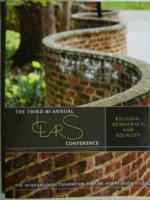 Bussey Attends Law and Religion Studies Conference in Richmond, Virginia