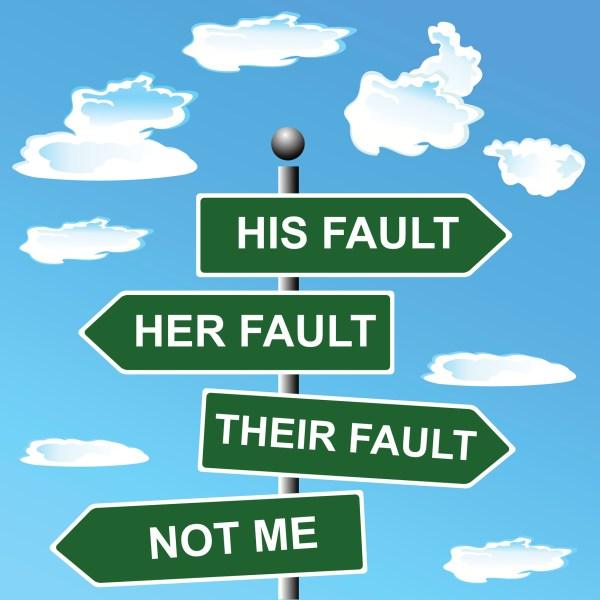 Evaluation: Avoiding the blame game