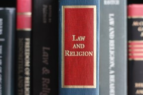 Law and Religion Bibliography