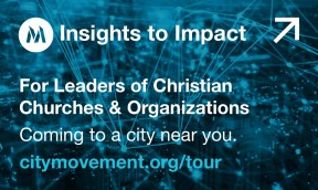 Insights to Impact: An important gathering for ministry leaders