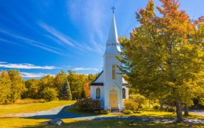 Churches and Halos: Why even atheists should appreciate local churches