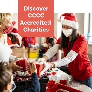 Give Confidently to Accredited Christian Charities