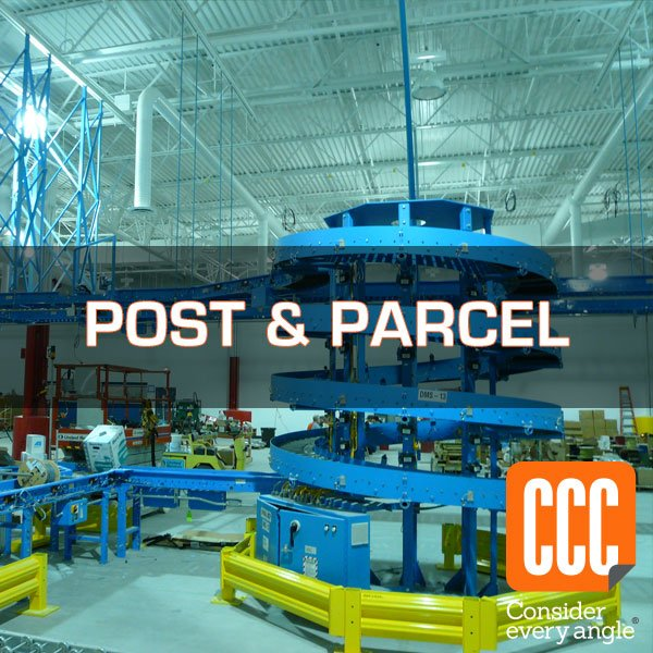 Post Office and Sorting Facilities