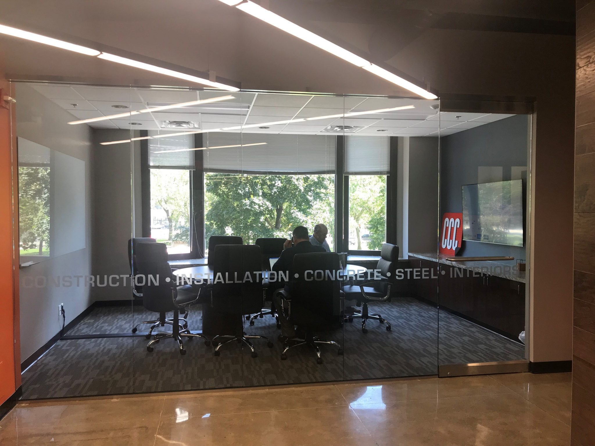 Detroit Office - Press Release - Commercial Contracting