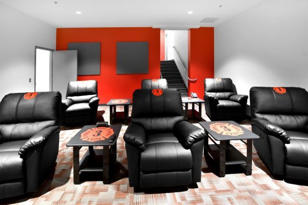 West Bloomfield Fire Station recliners