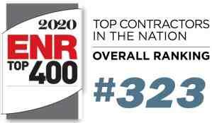 ENR top contractor ranking