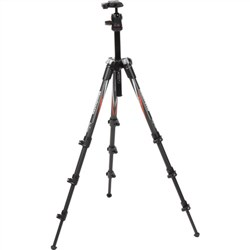 Manfrotto BeFree Carbon Fiber Tripod Kit With Quick