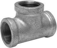Plumbing Fittings Galvanized Tees
