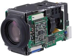 Color CCD Block Module