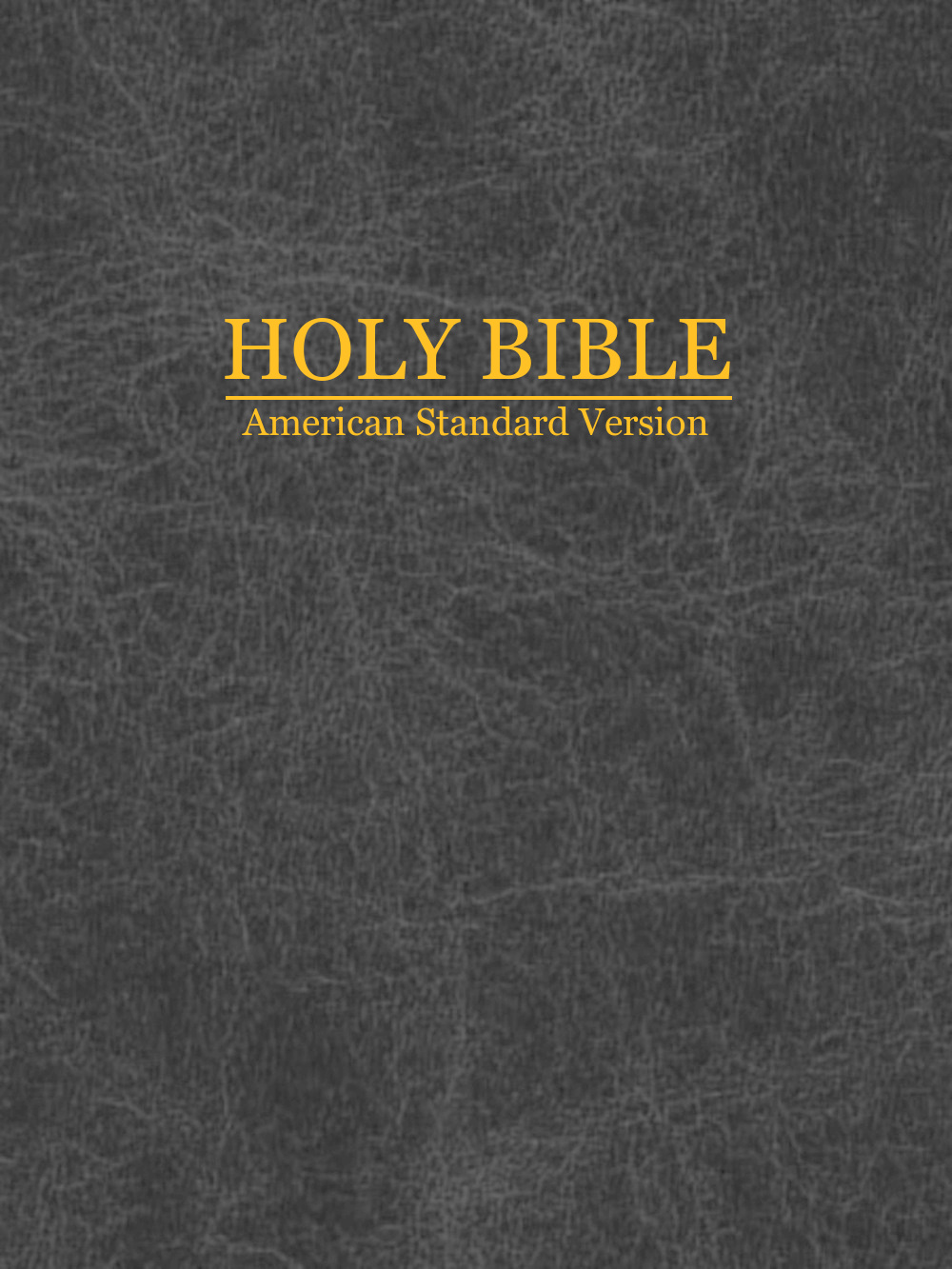 Bible Quotes Wallpaper Hd American Standard Version Of The Holy Bible 1901