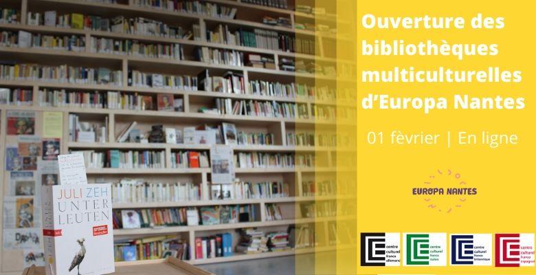 demarrage de la bibliotheque d europa nantes ccfa nantes centre culturel franco allemand nantes