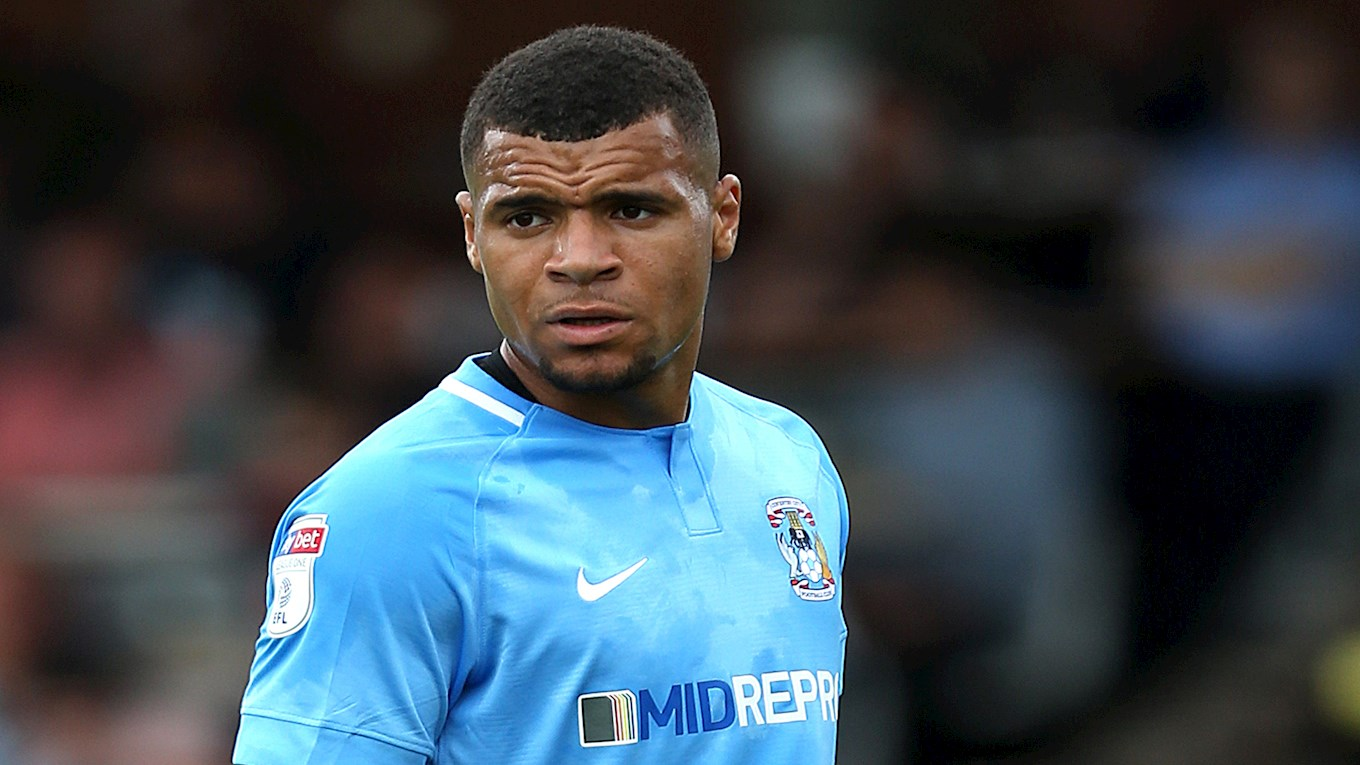 Update Latest On Max Biamou Injury News Coventry City