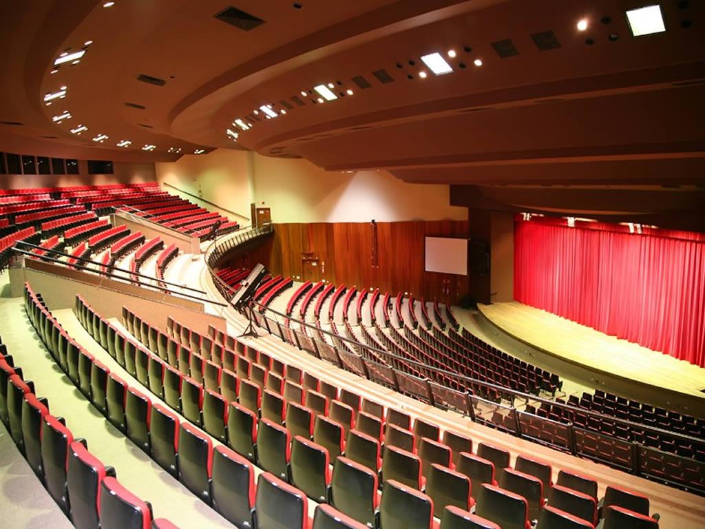 Teatro Rio Vermelho  Centro de Convenes Goinia