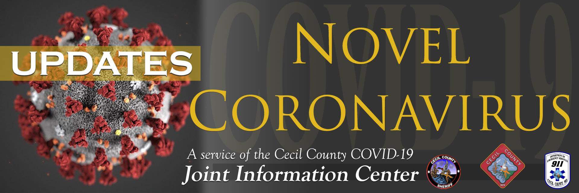 Cecil County Closures and Updates Due to Novel Coronavirus ...