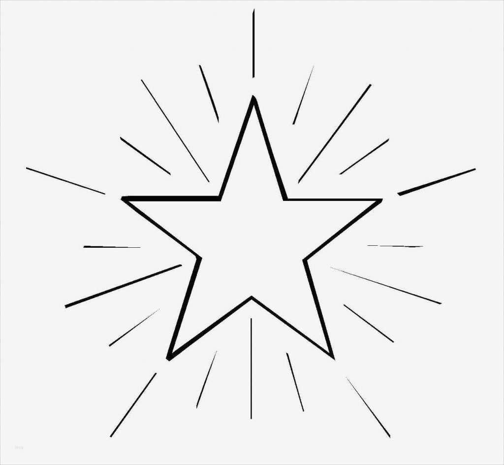Sternschnuppe Vorlage Zum Ausdrucken Neu Kostenlose