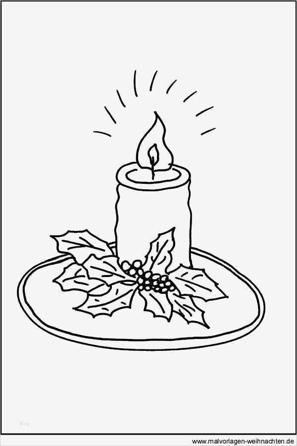 Vorlage Kerze Hübsch Malvorlage Kerze Kostenloses