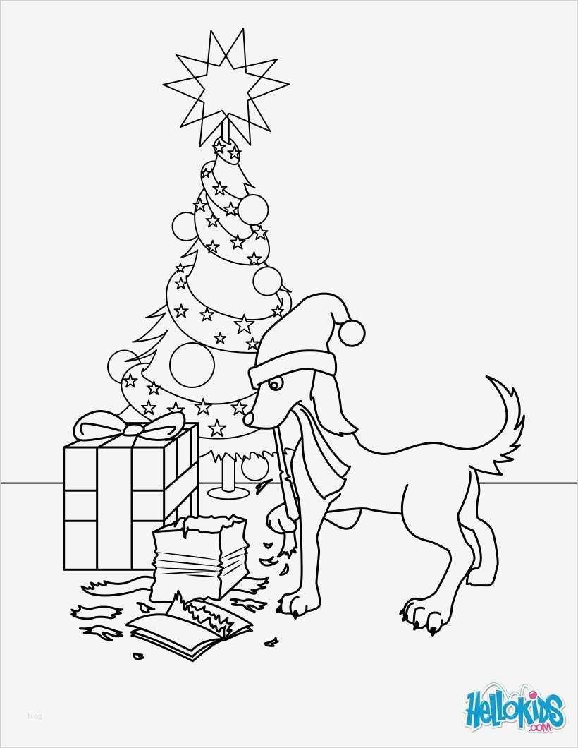 Weihnachtskugel Vorlage Zum Ausmalen Luxus Hund Mit