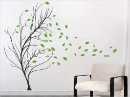 55 Schönste Baum An Wand Malen Vorlagen Ideen   Vorlage Ideen