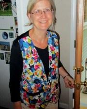 Leslie Daniels, President